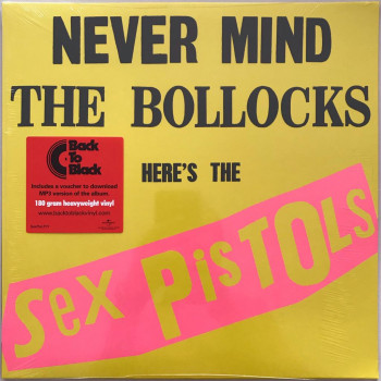 Sex Pistols - Never Mind...