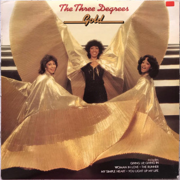 Three Degrees, The - Gold -...