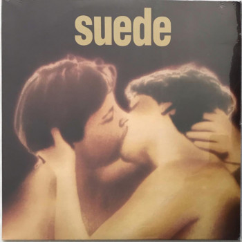 Suede - Limited GOLD LP...