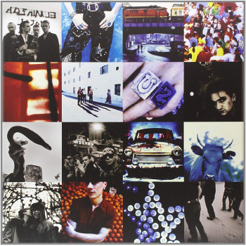 U2 - Achtung Baby - Limited...