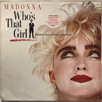 Madonna - Who's That Girl -...