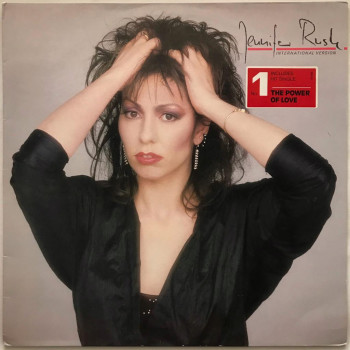 Jennifer Rush - LP Vinyl...