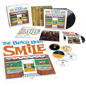 The Beach Boys - The Smile...