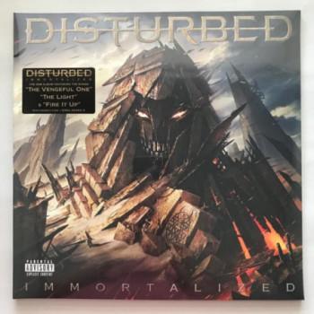 Disturbed - Immortalized -...