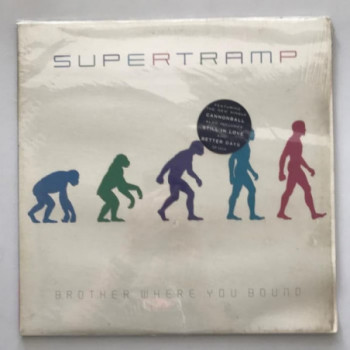 Supertramp - Brother Where...