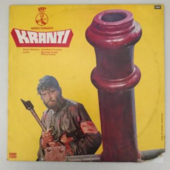 Kranti - OST - LP Vinyl...