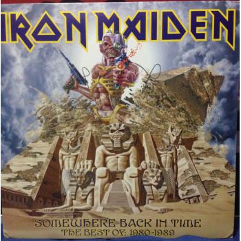 Iron Maiden - Somewhere...
