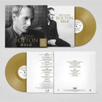 Michael Bolton - Gold - LP...