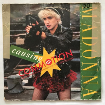 Madonna - Causing A...