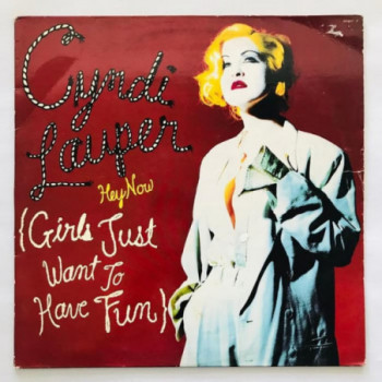 Cyndi Lauper - Hey Now...