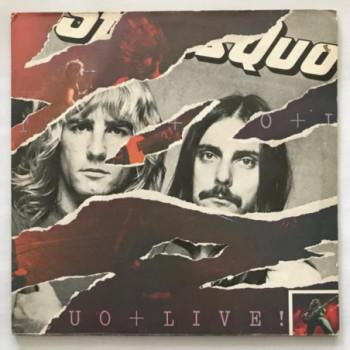 Status Quo - Live - 2 LP...