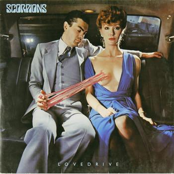 Scorpions - Lovedrive - LP...