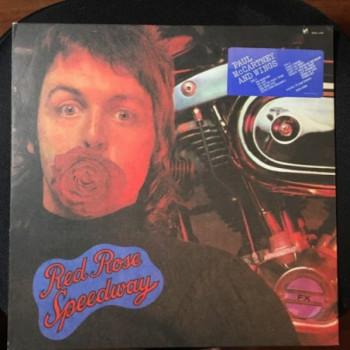 Wings Paul McCartney - Red...