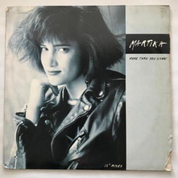 Martika - More Than You...