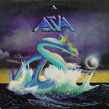 Asia - LP Vinyl Piringan...
