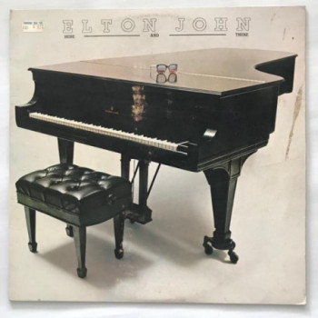 Elton John - Here And There...