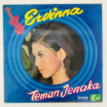 Ervinna - Teman Jenaka - LP...