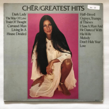 Cher - Greatest Hits - LP...