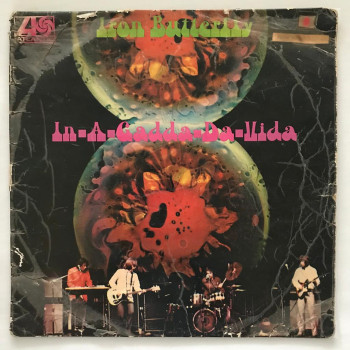 Iron Butterfly -...