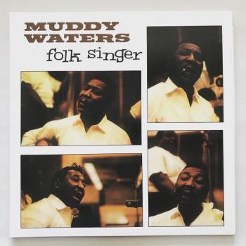 Muddy Waters - Folk Singer...