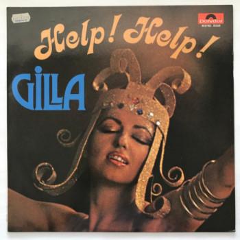 Gilla - Help! Help! - LP...