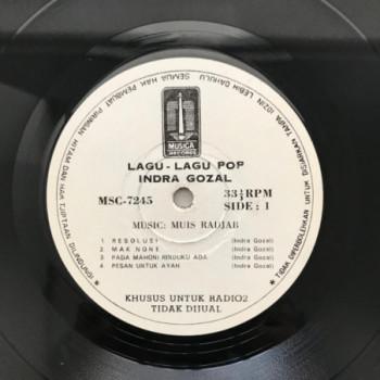 Indra Gozal - Lagu Lagu Pop...
