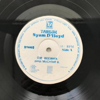 Sam D'lloyd - Tarsok - LP...