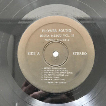Risya Mesqu - Vol. II - LP...