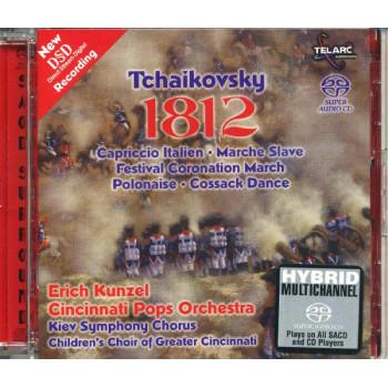 Tchaikovsky - Erich Kunzel,...