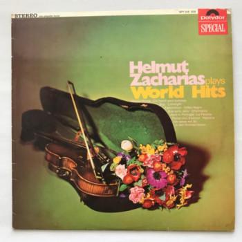 Helmut Zacharias Plays...