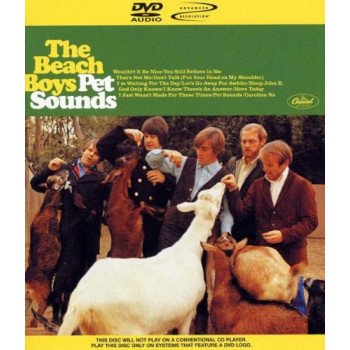 The Beach Boys - Pet Sounds...
