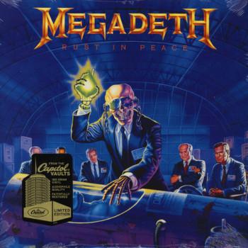 Megadeth - Rust in Peace -...