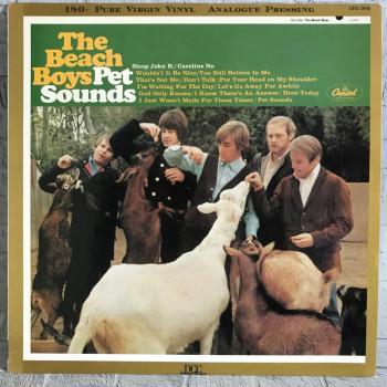 The Beach Boys: Pet Sounds...