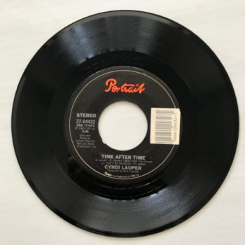 Cyndi Lauper - Time After...