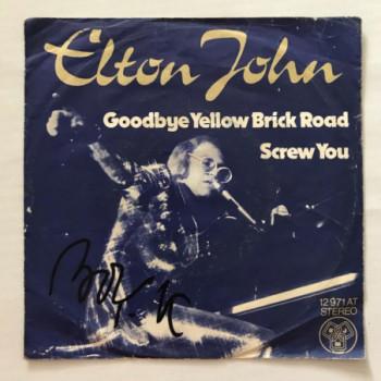 Elton John - Goodbye Yellow...