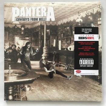 Pantera - Cowboys From Hell...