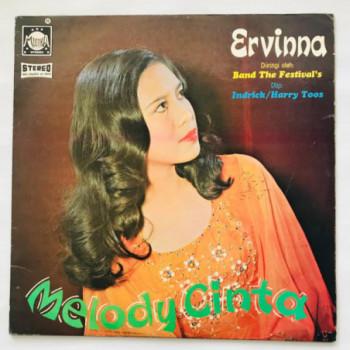 Ervinna - Melody Cinta - LP...