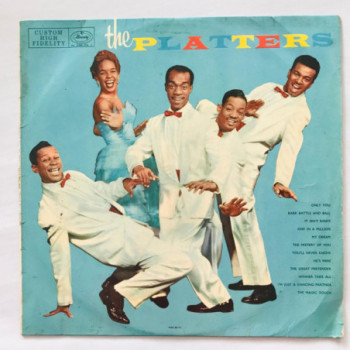 The Platters - Vol. IV - LP...