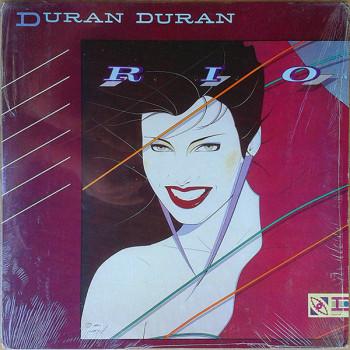 Duran Duran - Rio - LP...