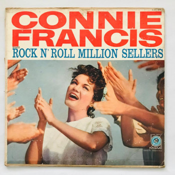 Connie Francis Sings Rock...