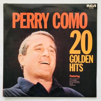 Perry Como - 20 Golden Hits...