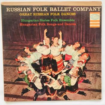 Moiseyev Russian Folk...
