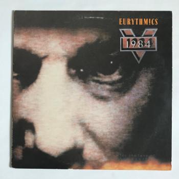Eurythmics - 1984 - LP...