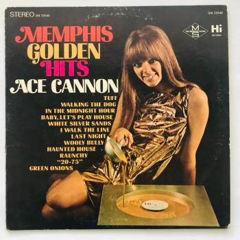 Ace Cannon - Memphis Golden...