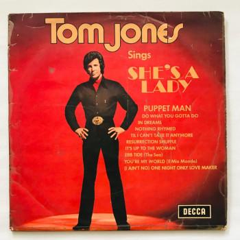Tom Jones - Tom Jones Sings...