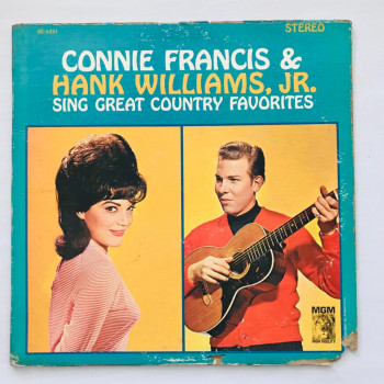 Connie Francis & Hank...