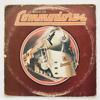 Commodores - Movin' On - LP...