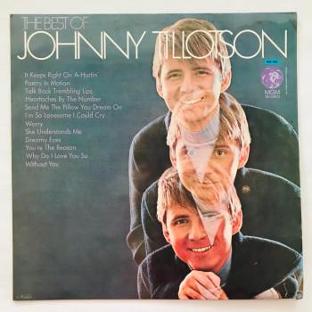 Johnny Tillotson - The Best...