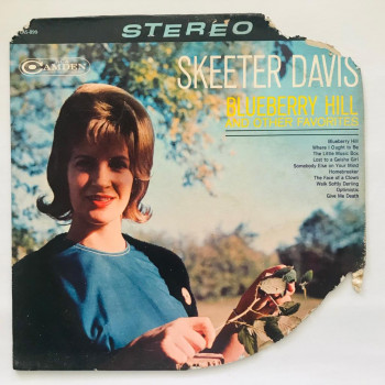 Skeeter Davis – Blueberry...