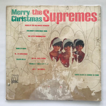 Supremes, The - Merry...